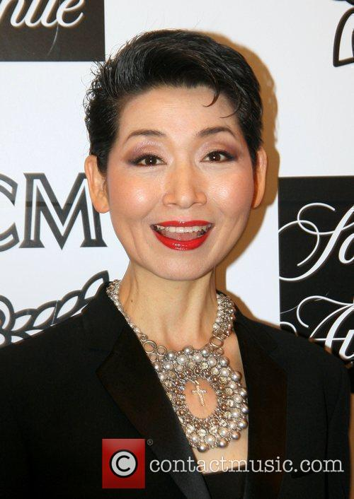 Mrs. Kim at the MCM New York Collection...