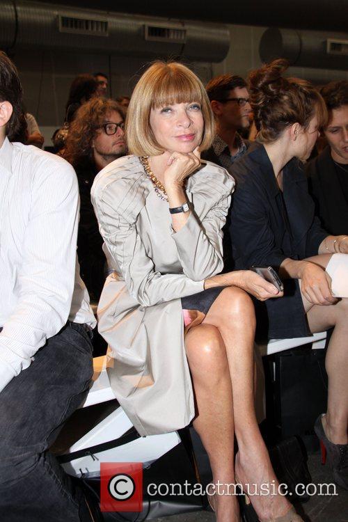 Vogue Editor-in-chief Anne Wintour 4