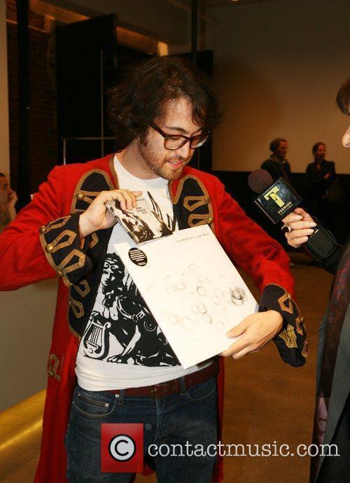 Sean Lennon Mercedes-Benz IMG New York Fashion Week...