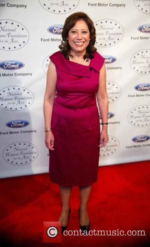 Hilda Solis National Hispanic Foundation For The Arts...