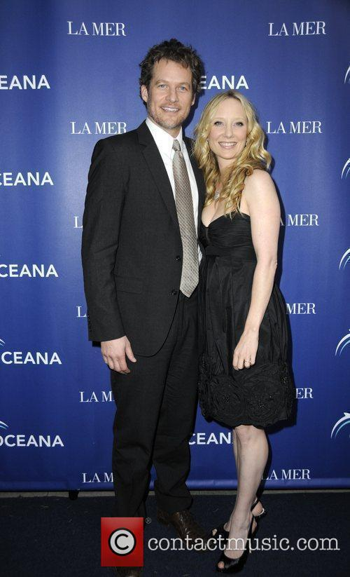 Anne Heche and guest Ocana and La Mer...
