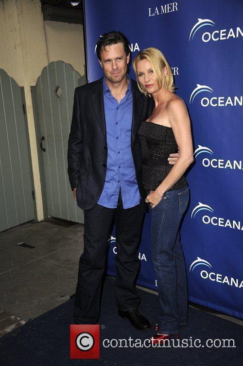 Nicollette Sheridan and guest Ocana and La Mer...