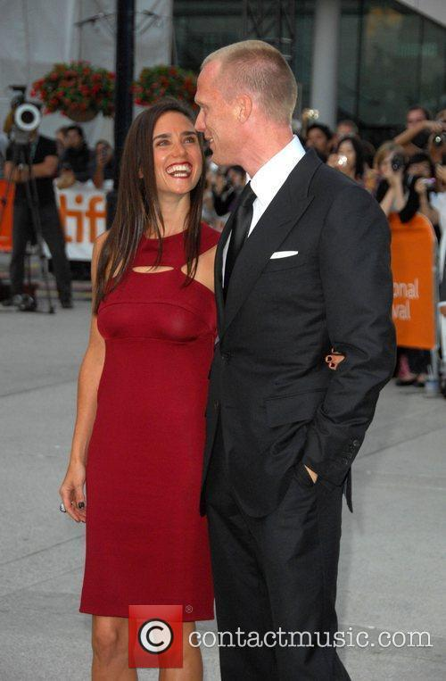 Actress Jennifer Connelly and Jennifer Connelly