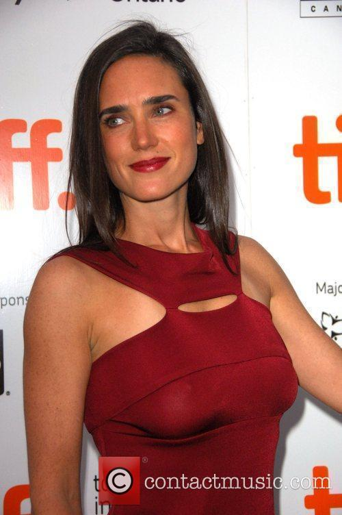 Actress Jennifer Connelly arriving at the Creation premiere...