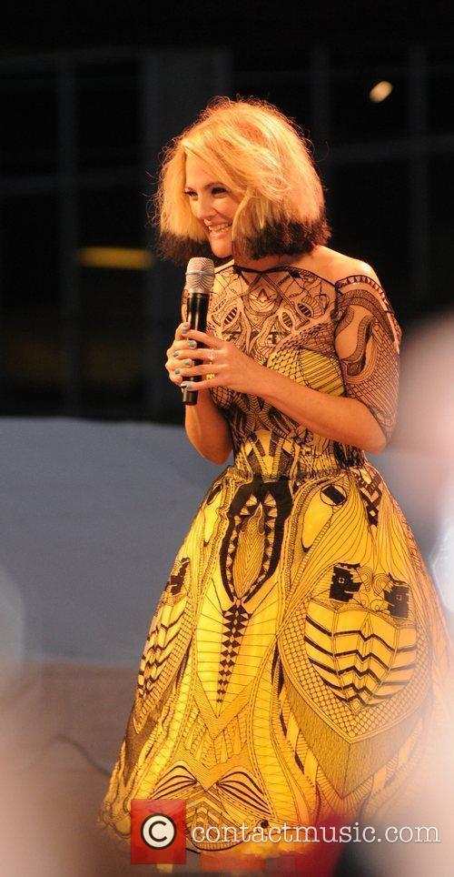 During the 2009 Toronto Film Festival