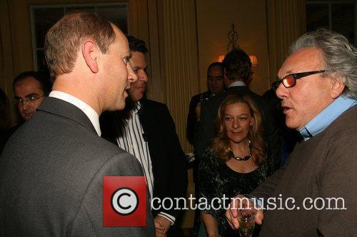 HRH Prince Edward talks to music producer Trevor...