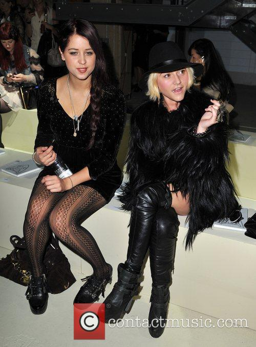 Peaches Geldof and Jaime Winstone 3