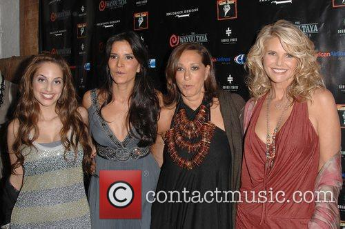 Alexa Ray, Patricia Velasquez, Donna Karen and Christie...