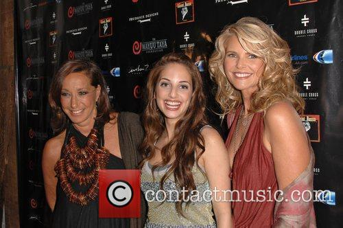 Donna Karen and Alexa Ray 4