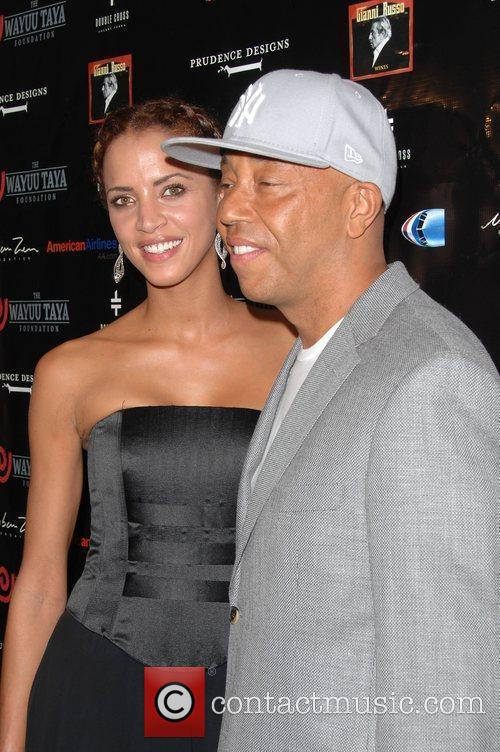 Noemie Lenior and Russell Simmons The 6th Annual...