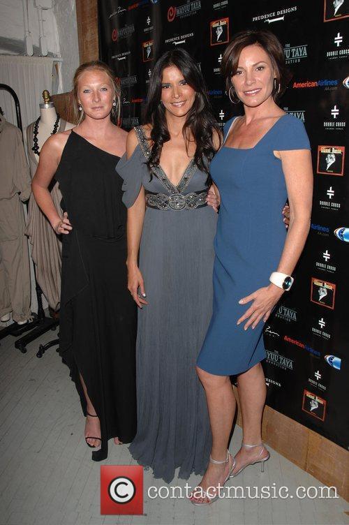 Patricia Velasquez, Magie Rizer and LuAnn de Lesseps...