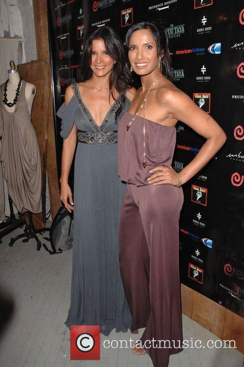 Patricia Velasquez and Padma Lakshmi The 6th Annual...