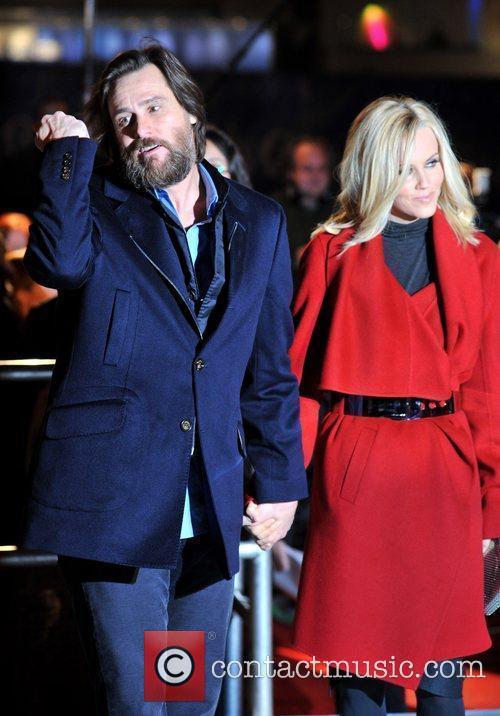 Jim Carrey and Jennifer Mccarthy