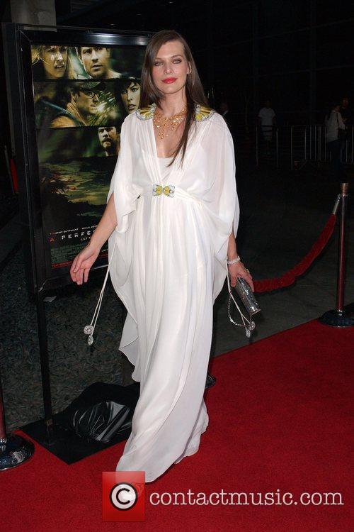 Milla Jovovich 6