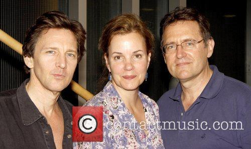 Andrew Mccarthy, Margaret Colin and Victor Slezak 1