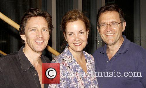 Andrew Mccarthy, Margaret Colin and Victor Slezak 2