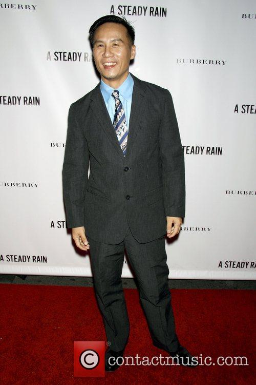 B. D. Wong Opening night of 'A Steady...