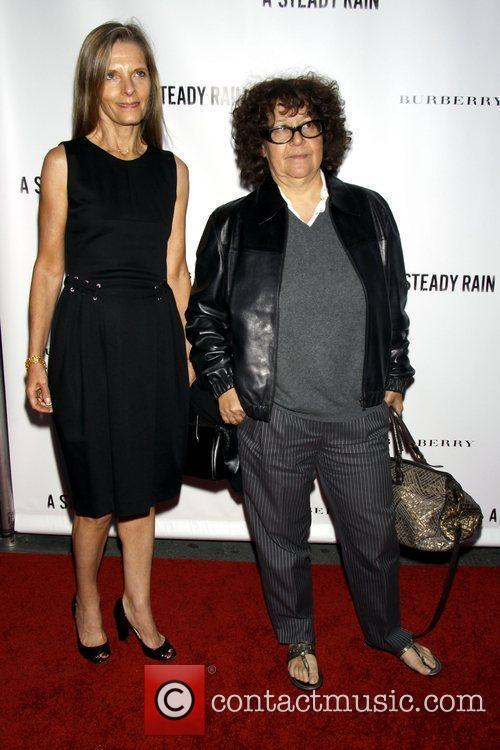 Guest and Ingrid Sischy Opening night of 'A...