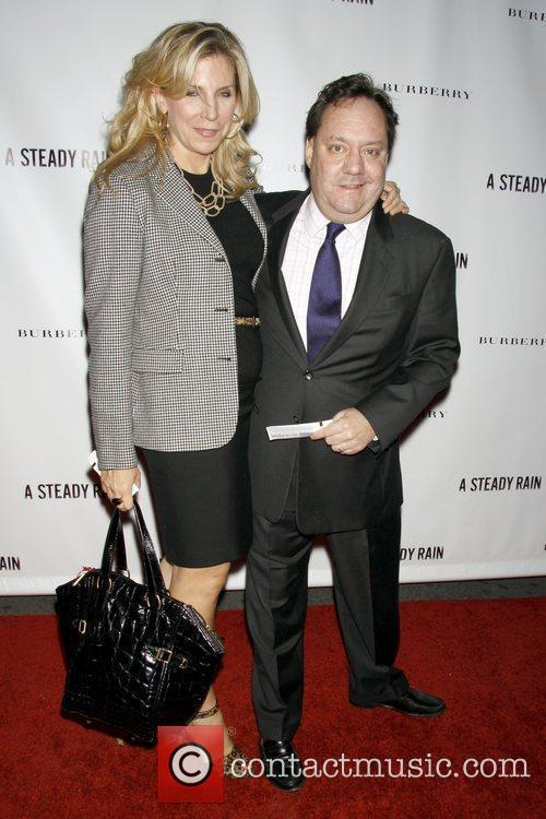 Guest and Jimmy Netherlander Opening night of 'A...