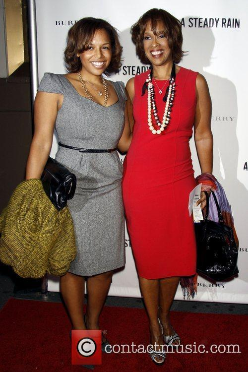 Kirby Bumpus, and Gayle King Opening night of...