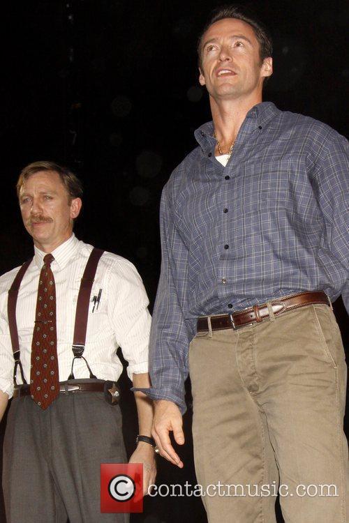 Daniel Craig and Gerald Schoenfeld 3