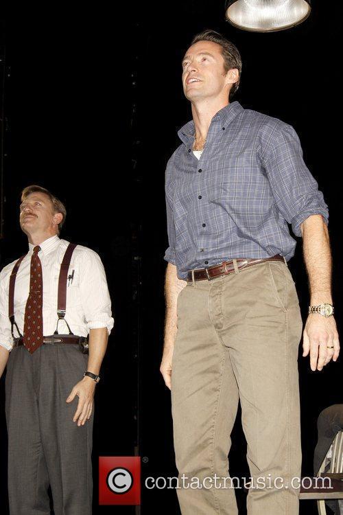 Daniel Craig and Gerald Schoenfeld 4