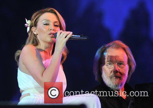 Kylie Minogue and Abba 11
