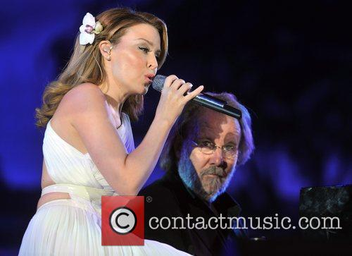 Kylie Minogue and Abba 1