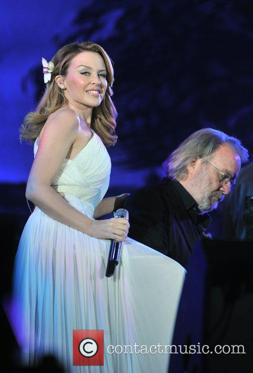 Kylie Minogue and Abba 6