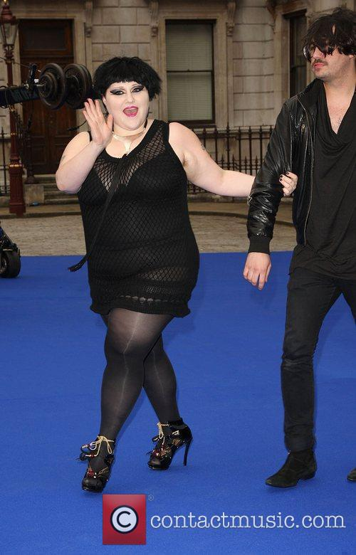 Beth Ditto and Brace Paine 3