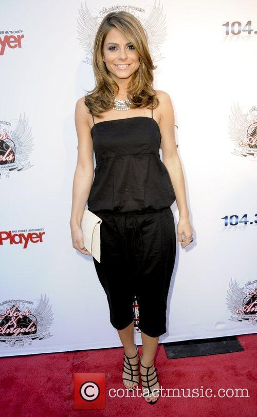 Maria Menounos, Playboy and Playboy Mansion 2