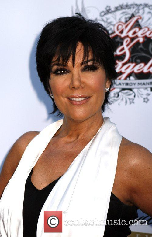 Kris Jenner Aces and Angels