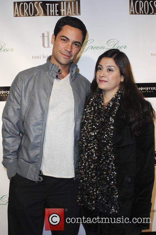 Danny Pino and wife Lily Across the Hall...