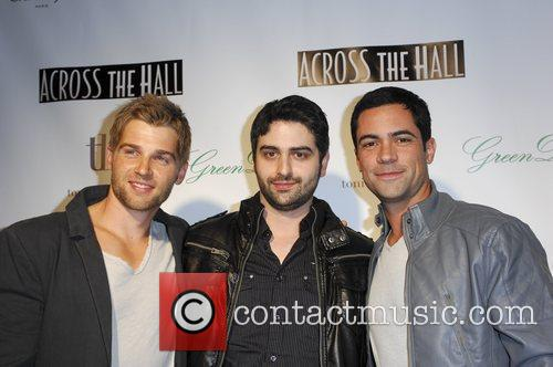 Mike Vogel, Alex Merkin and Danny Pino 3