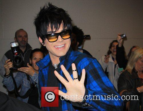 Adam Lambert and Mtv 6