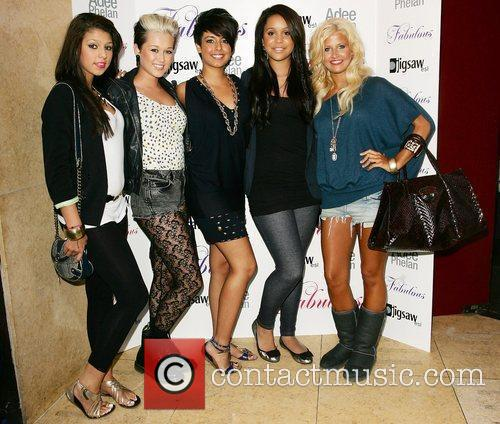 Adee Phelan Fabulous haircare launch party at Frankies...