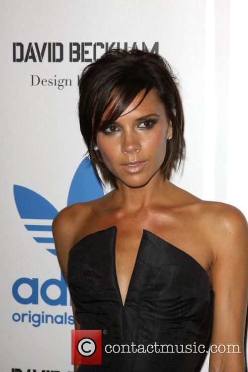 Victoria Beckham and James Bond 4