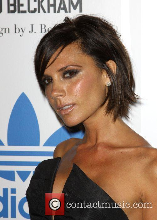 Victoria Beckham and James Bond 8