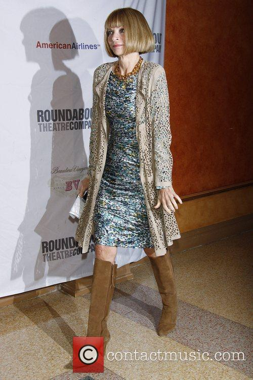 Anna Wintour Opening night party for the Broadway...