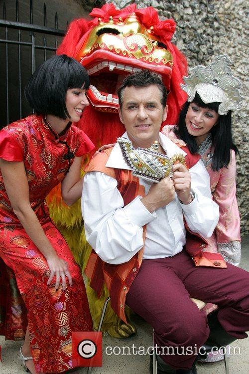 Photocall to launch the Pantomime 'Aladdin' to be...