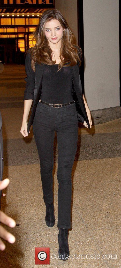 Miranda Kerr, Alexa Chung, MTV