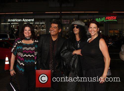 George Lopez and Slash 2