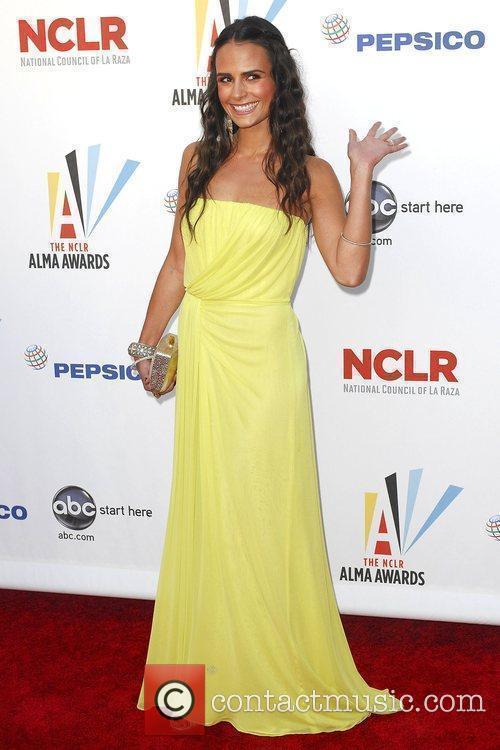 Jordana Brewster 2009 ALMA Awards - Arrivals at...