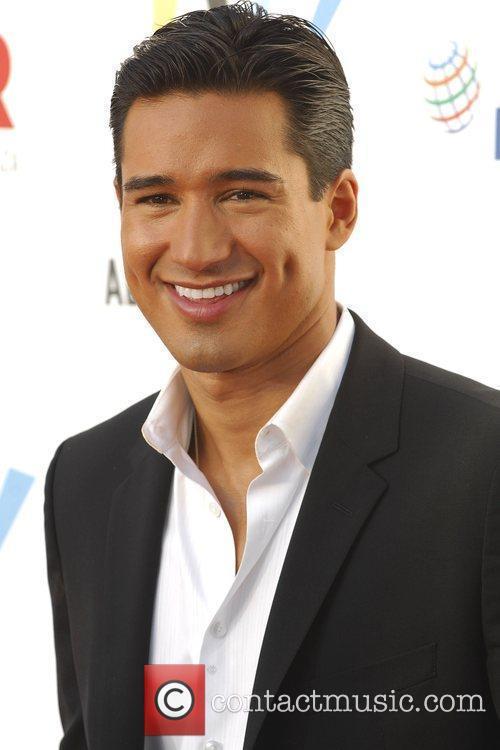 Mario Lopez 2009 ALMA Awards - Arrivals at...