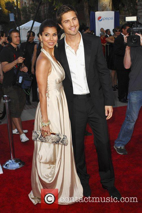 Roselyn Sanchez and Eric Winter 4