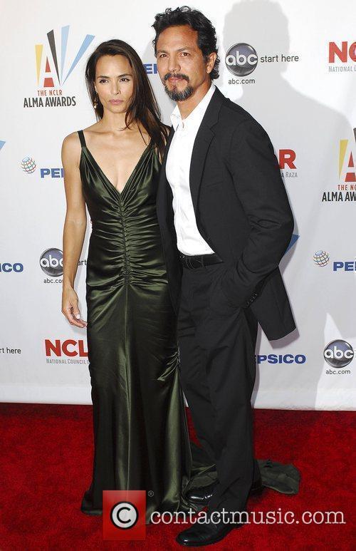 Talisa Soto and Benjamin Bratt 3