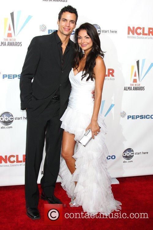 Matt Cedeno and Erica Franco 2