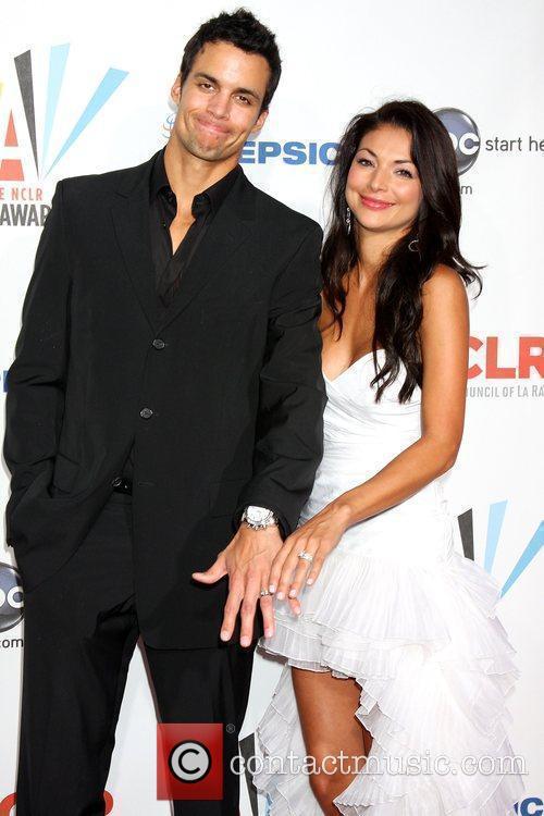 Matt Cedeno and Erica Franco 1