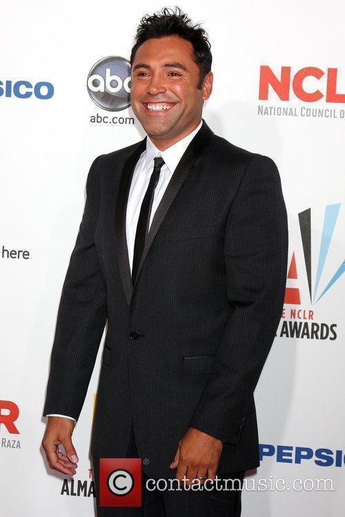 Oscar de la Hoya, Alma Awards