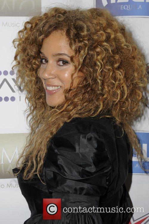 Nyee Moses  2009 ALMA Awards post reception...